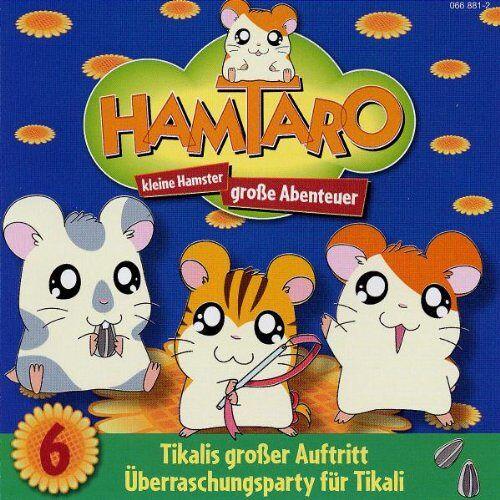 Hamtaro - Hamtaro-Folge 6 - Preis vom 25.01.2021 05:57:21 h