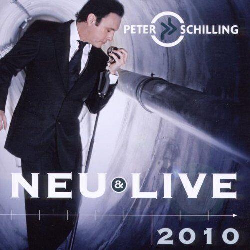 Peter Schilling - Neu & Live 2010 - Preis vom 15.04.2021 04:51:42 h