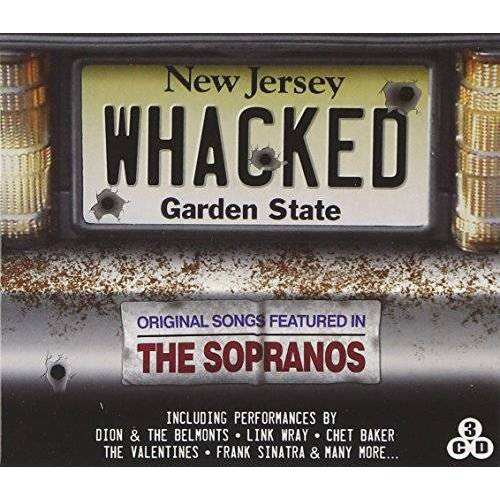"""Songs Featured in the Sopranos - Whacked:Original Songs from """"The Sopranos"""" - Preis vom 20.04.2021 04:49:58 h"""