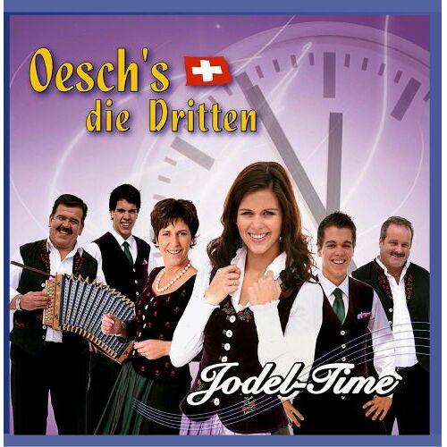 Oesch's die Dritten - Jodel-Time - Preis vom 06.05.2021 04:54:26 h
