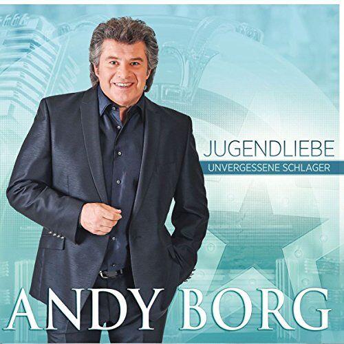 Andy Borg - Jugendliebe-Unvergessene Sch - Preis vom 20.10.2020 04:55:35 h