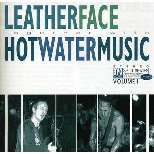 Leatherface - Split Series #1 - Preis vom 20.10.2020 04:55:35 h