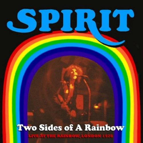 Spirit - Two Sides Of A Rainbow-Live At The Rainbow 1978 - Preis vom 22.10.2020 04:52:23 h