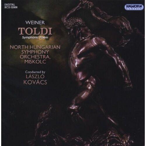 Laszlo Kovacs - Toldi.Symphonische Dichtung Op.43 - Preis vom 05.09.2020 04:49:05 h