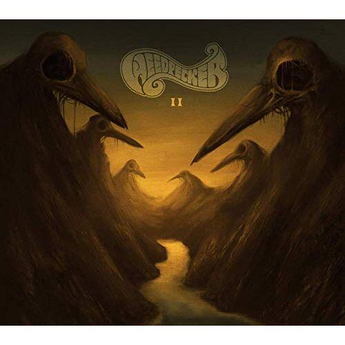 Weedpecker - II (180 Gr Gold Vinyl+Mp3) [Vinyl LP] - Preis vom 14.01.2021 05:56:14 h