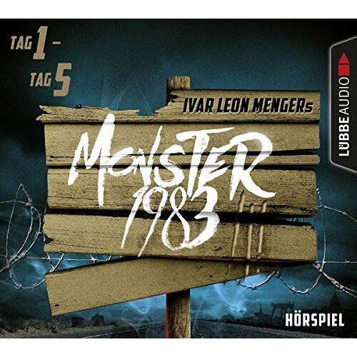 Menger, Ivar Leon - Monster 1983, Staffel III, Folge 01-05 - Preis vom 28.02.2021 06:03:40 h