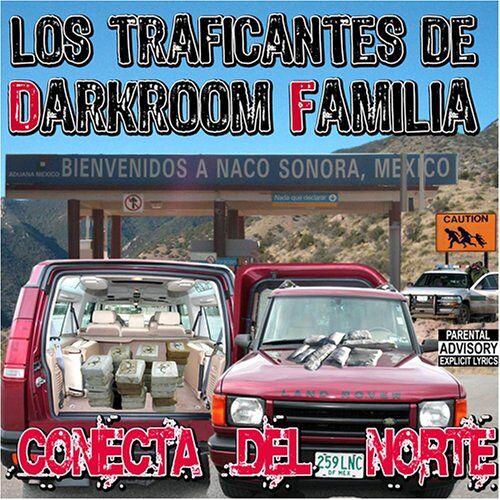 Los Traficantes de Darkroom Fa - Conecta Del Norte - Preis vom 24.01.2021 06:07:55 h