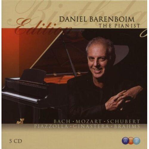 Daniel Barenboim - The Pianist - Preis vom 01.06.2020 05:03:22 h
