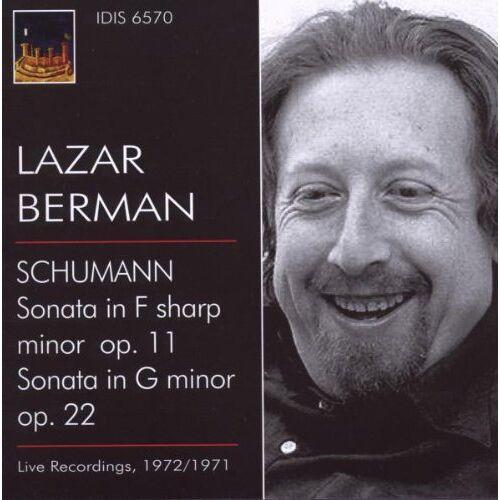 Lazar Berman - Lazar Berman Spielt Schumann - Preis vom 18.04.2021 04:52:10 h
