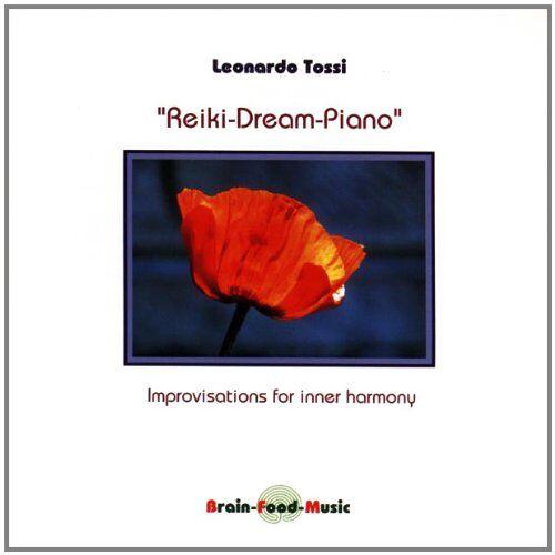 Leonardo Tossi - Reiki Dream Piano - Preis vom 27.02.2021 06:04:24 h
