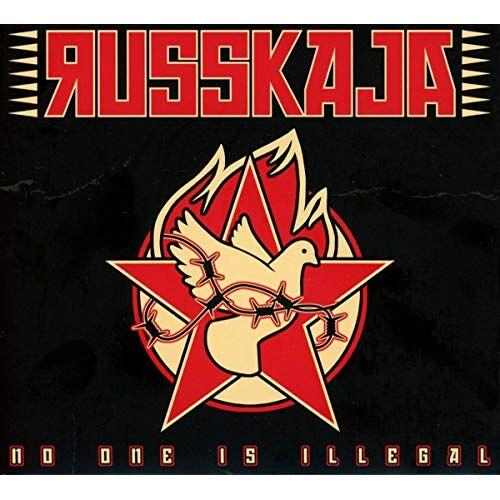 Russkaja - No One Is Illegal Ltd. Edt. (inkl. Logo-Sticker) - Preis vom 19.10.2020 04:51:53 h
