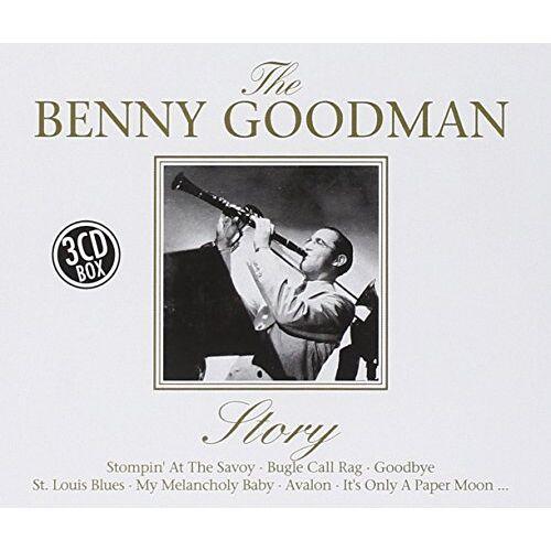 Benny Goodman - The Benny Goodman Story - Preis vom 18.11.2020 05:46:02 h