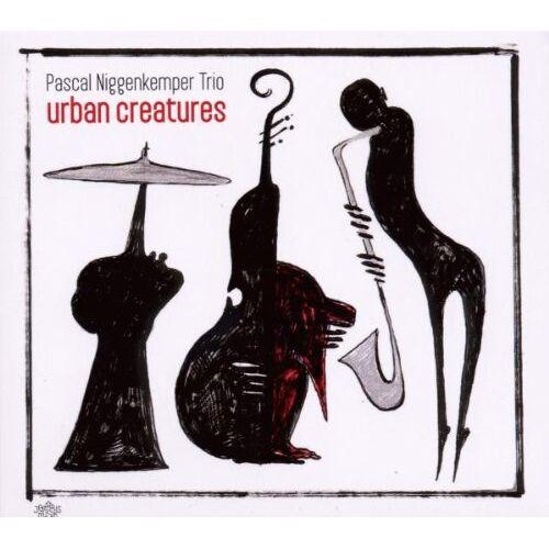 Pascal Niggenkemper - Urban Creatures - Preis vom 01.03.2021 06:00:22 h