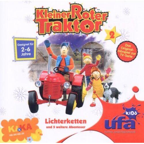 Kleiner Roter Traktor 2 - Kleiner Roter Traktor 2 Audio:Lichterketten und 5 - Preis vom 07.05.2021 04:52:30 h