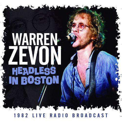 Warren Zevon - Headless in Boston - Preis vom 22.01.2021 05:57:24 h