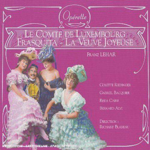 Bacquier - Frasquita/Veuve Joyeuse - Preis vom 04.05.2021 04:55:49 h