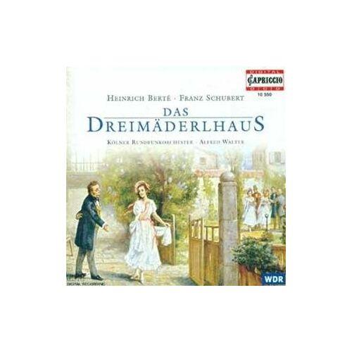 Walter - Schubert: Das Dreimäderlhaus (Gesamtaufnahme 1997) - Preis vom 20.10.2020 04:55:35 h