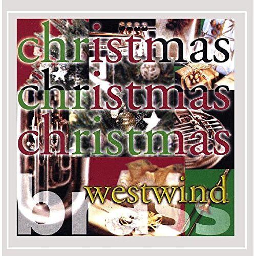 Westwind Brass - Westwind Brass Christmas - Preis vom 20.10.2020 04:55:35 h