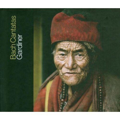 Gardiner - Kantaten Vol. 19: BWV 55/3/13/26/81/14/227 - Preis vom 20.10.2020 04:55:35 h