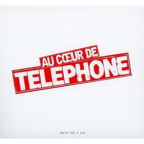 Telephone - A Coeur de Telephone-Best of - Preis vom 04.09.2020 04:54:27 h