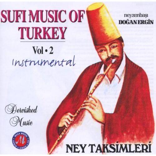 Ney Taksimleri - Sufi Music of Turkey Vol.2 - Preis vom 10.05.2021 04:48:42 h