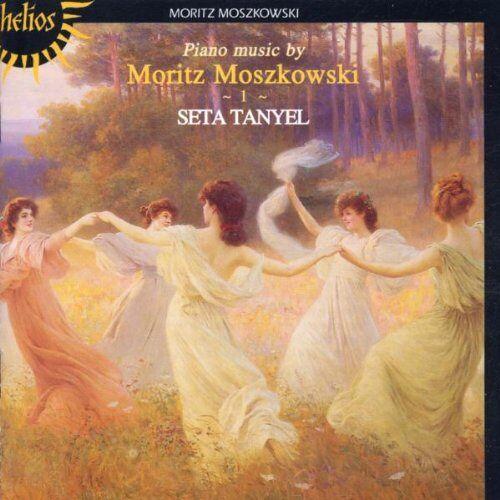 Seta Tanyel - Moritz Moszkowski: Klaviermusik, Vol.1 - Preis vom 18.04.2021 04:52:10 h