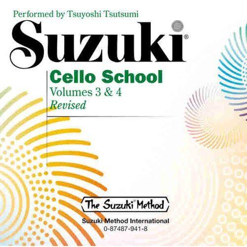 - Suzuki Cello School: Volume 3 & 4 (Suzuki Method) - Preis vom 26.11.2020 05:59:25 h