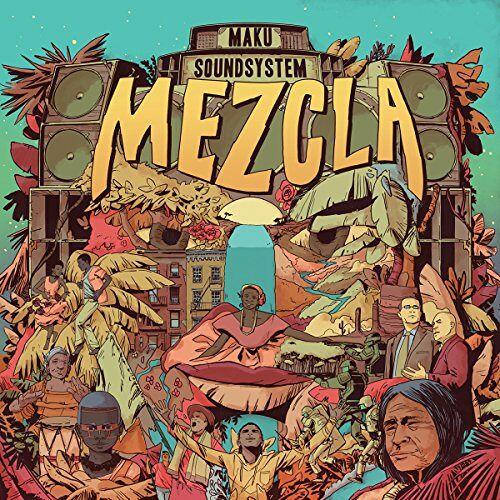 M.a.K.U.Soundsystem - Mezcla - Preis vom 11.04.2021 04:47:53 h
