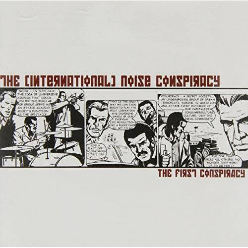 International Noise Conspiracy - First Conspiracy - Preis vom 10.04.2021 04:53:14 h
