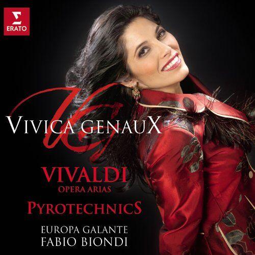 Vivica Genaux - Pyrotechnics-Opera Arias - Preis vom 15.05.2021 04:43:31 h