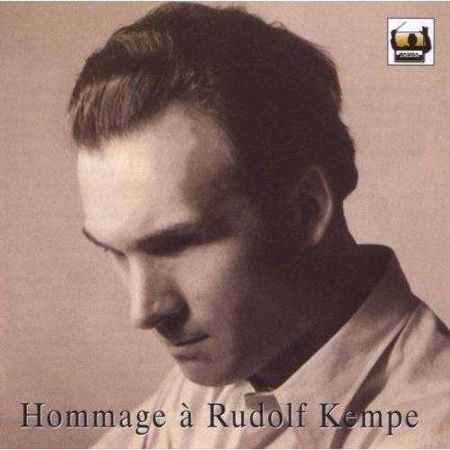 Rudolf Kempe - Hommage a Rudolf Kempe - Preis vom 21.01.2021 06:07:38 h