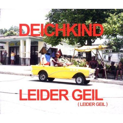 Deichkind - Leider Geil (Leider Geil) (2-Track) - Preis vom 14.04.2021 04:53:30 h