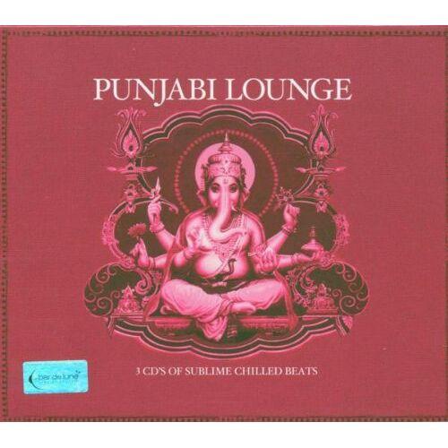 Various - Punjabi Lounge - Preis vom 15.04.2021 04:51:42 h