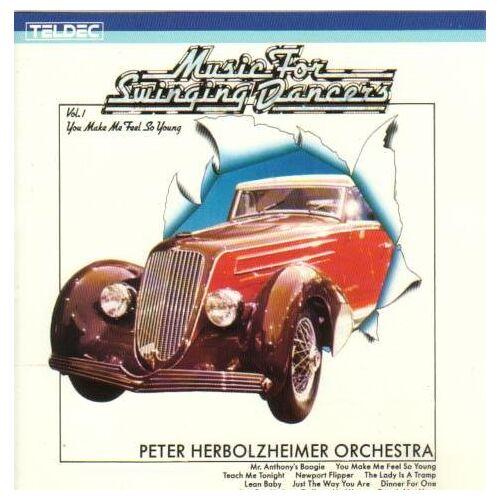 Peter Herbolzheimer Orchestra - Music for Swinging Dancers 1 - Preis vom 21.01.2021 06:07:38 h