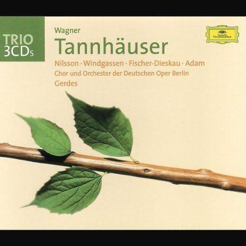 Nilsson - Tannhäuser (Ga) - Preis vom 14.05.2021 04:51:20 h