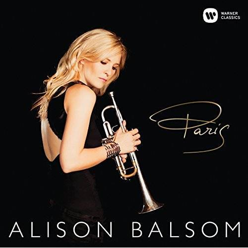 Alison Balsom - Paris - Preis vom 03.03.2021 05:50:10 h
