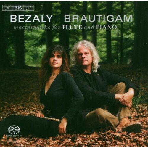 Sharon Bezaly - Meisterwerke für Flöte und Klavier - Preis vom 24.02.2021 06:00:20 h