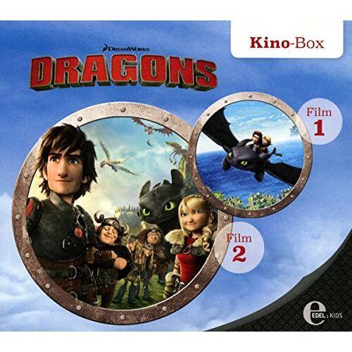Drachenzähmen Leicht Gemacht - (1)Kino-Box - Preis vom 05.09.2020 04:49:05 h