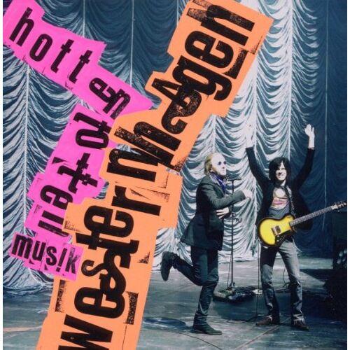 Westernhagen - Hottentottenmusik (Standard Version) - Preis vom 14.01.2021 05:56:14 h