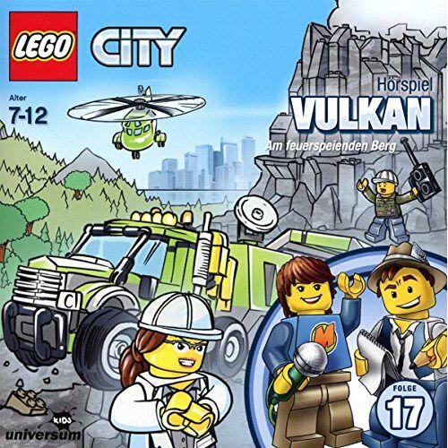 Lego City - Lego City 17: Vulkan (CD) - Preis vom 11.12.2019 05:56:01 h