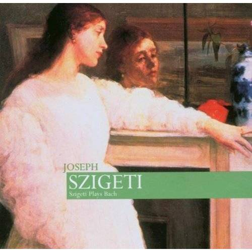 Joseph Szigeti - Szigeti Plays Bach - Preis vom 20.10.2020 04:55:35 h