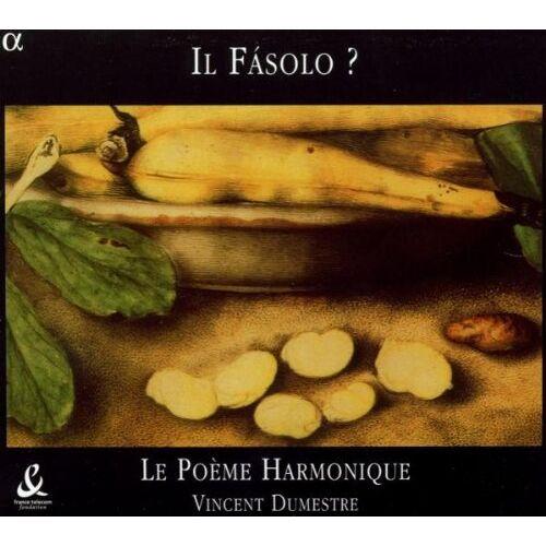 Vincent Dumestre - Il Fasolo ? - Preis vom 11.05.2021 04:49:30 h