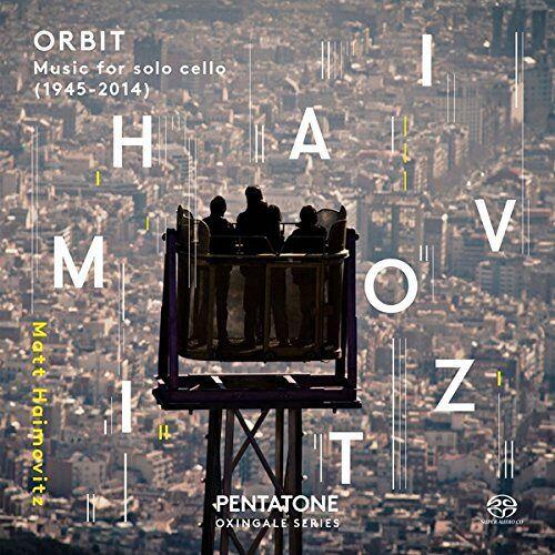 Matt Haimovitz - Orbit: Musik für Cello Solo (1945-2014) - Preis vom 15.05.2021 04:43:31 h