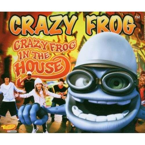 Crazy Frog - Crazy Frog in the House - Preis vom 21.01.2021 06:07:38 h