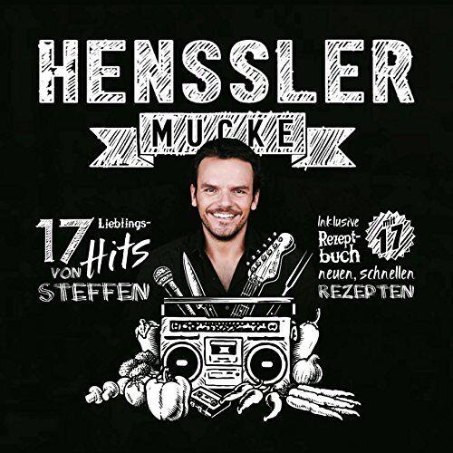 Various - Henssler-Mucke Vol.1 - 17 Lieblings-Hits von Steffen Henssler (inkl. Rezeptbuch) - Preis vom 23.02.2021 06:05:19 h