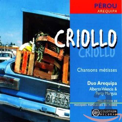 Duo Arequipa - Criollo/Peru - Preis vom 20.10.2020 04:55:35 h