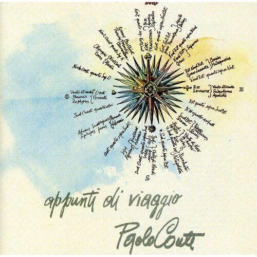 Paolo Conte - Appunti di Viaggio - Preis vom 08.05.2021 04:52:27 h