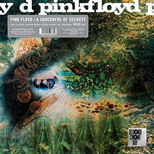 Pink Floyd - Saucerful Of Secrets (Mono/180 g) [Vinyl LP] - Preis vom 10.04.2021 04:53:14 h