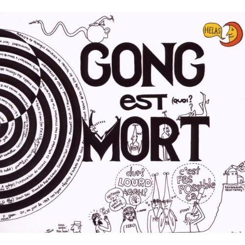 Gong - Gong Est Mort,Vive Gong - Preis vom 20.10.2020 04:55:35 h
