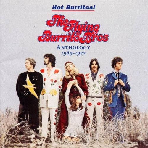 the Flying Burrito Bros - Hot Burritos!Anthology 69-72 - Preis vom 03.03.2021 05:50:10 h